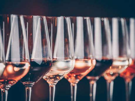 Atelier dégustation de vin de Savoie