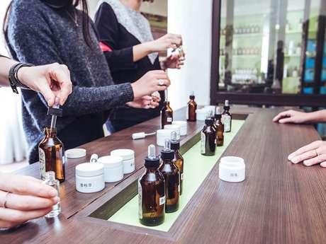 Cologne Break workshop - Perfumery Galimard