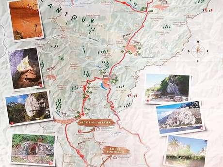 Route de la préhistoire