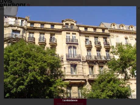 Résidence étudiante Garibaldi Marseille