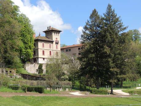 Rando pédestre : Des châteaux à la campagne