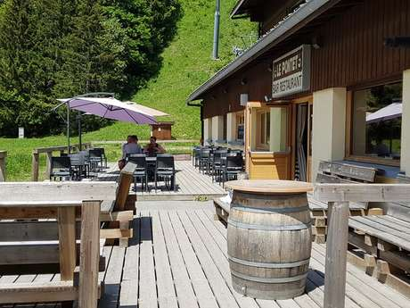 Bar Le Pontet