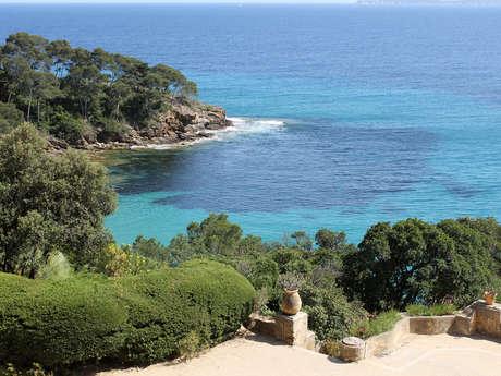 Visit of the Domaine du Rayol, The Mediterranean Garden