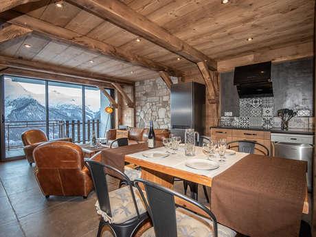 Appartement 3 pièces 4/6 personnes Le Tyrolien - Eaux Claires