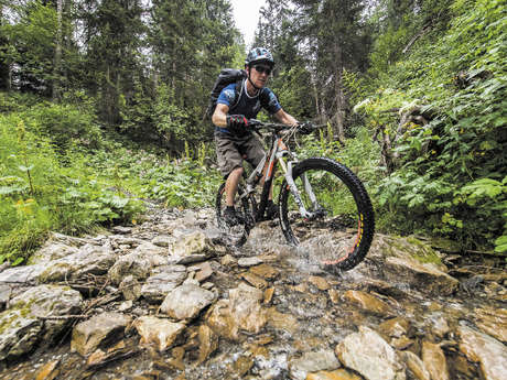 12 - Cross-country - Rouge - Le Replat des Canons