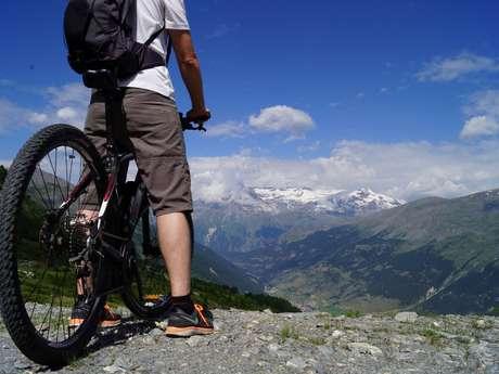 Enduro Trail - Valfréjus Arrondaz