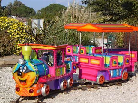 Jeux pour enfants avec Kiddy Parc