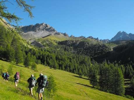 Séjour randonnée pédestre avec Détours en Montagne