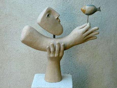 Ellen sculpture - Ellen Blasi