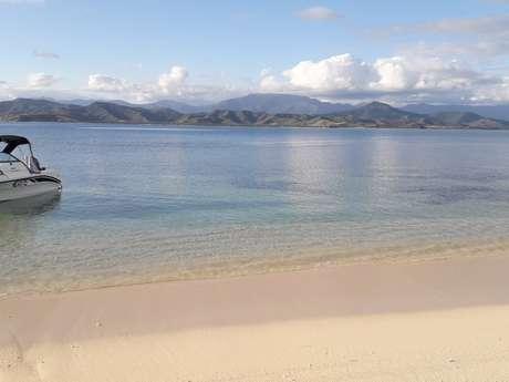 Combo excursions 3 îlots de Nouméa - Pacific Trip