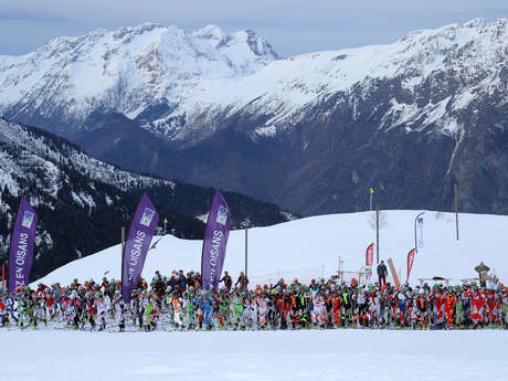 22sd Pyramide d'Oz - French Cup Ski Mountaineering