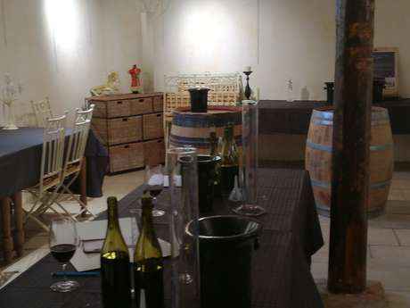 Vigneron d'un jour - Atelier assemblage au Château Maucoil