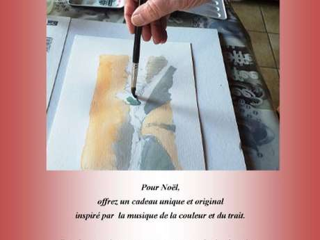 Exposition de peintures d'Alain Demond