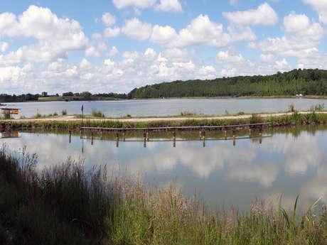 Circuit VTT n°5 (rouge) - De la Bresse des lacs à l'étang Pontremble