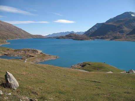 Mont Cenis dam