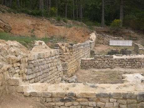 La villa gallo-romaine des Bruns