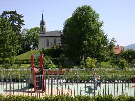 Parc de Haut-Monthoux