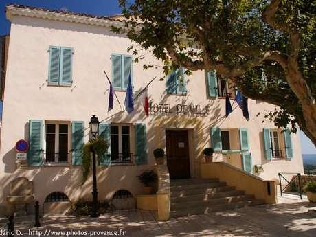 Mairie de Tourrettes