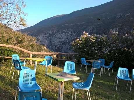 Camping à la ferme La Graou