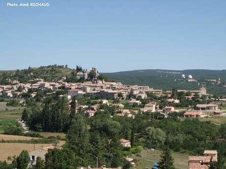 Village de Saint-Michel-L'Observatoire
