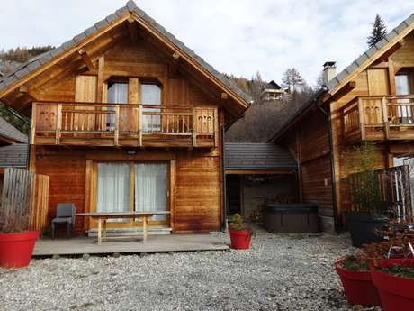 Location - Chalet Quillawasi