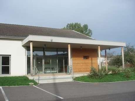 Salle des fêtes - Hautecourt