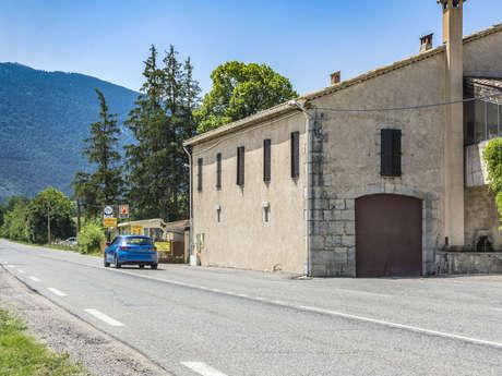 Inn of Le Logis du Pin