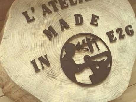 Découverte du chantournage à l'Atelier Made In EG