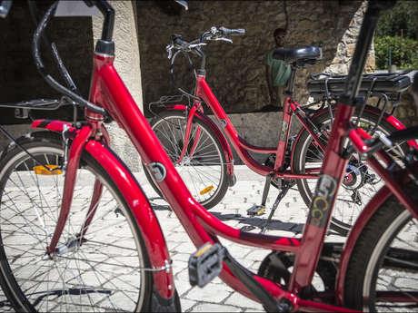 Boucle cyclotouristique Col des Félines