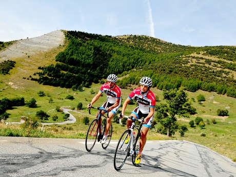 Alpe d'Huez, la montée mythique