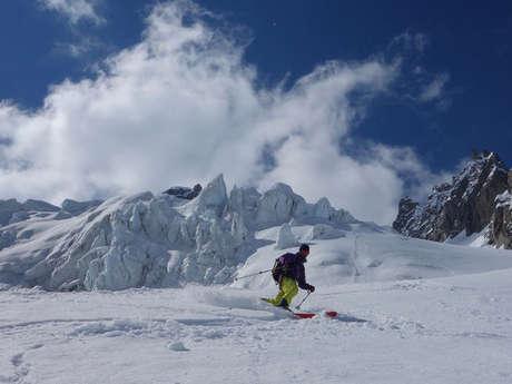 Initiation au ski de rando