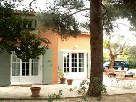 """Villa """"Les Mimosas"""" Hameau de la Nicolinière - Route du Mimosa"""