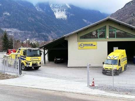 Modane Dépannage (Truck troubleshooting)