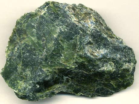 Prasinite and serpentinite