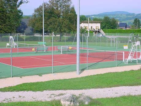 Stage de tennis Ado