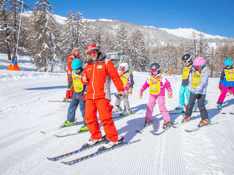 École du Ski Français (dt. Französische Skischule)