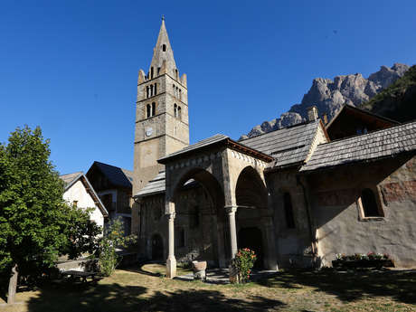 Visite guidée : Saint Laurent des Vigneaux