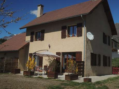 Location Mme  ATHENOUR Valérie - Astier (Chaillol)