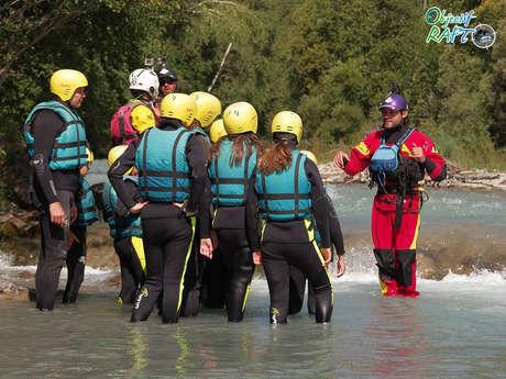 Objectif Raft - Rivière à la carte