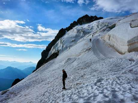 Stage alpinisme autonomie Confirmé