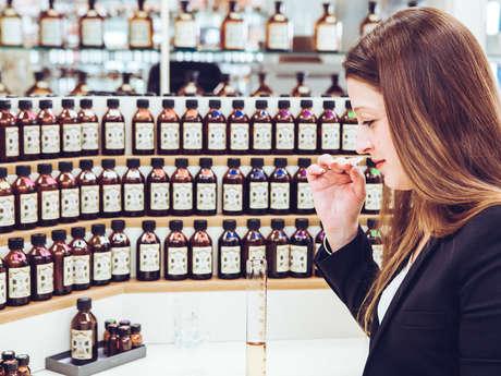Perfume creation workshop - Perfumery Galimard