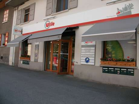 Utile Termignon grocery and daily shop