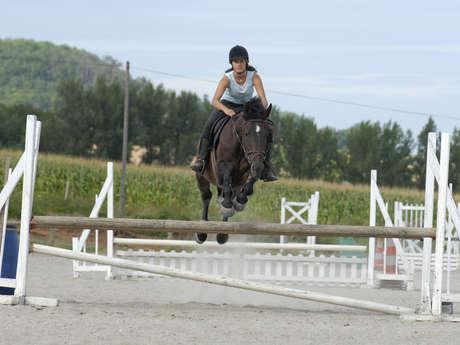Séjour enfant-ado : Equitation intense en Quercy 10 à 17 ans