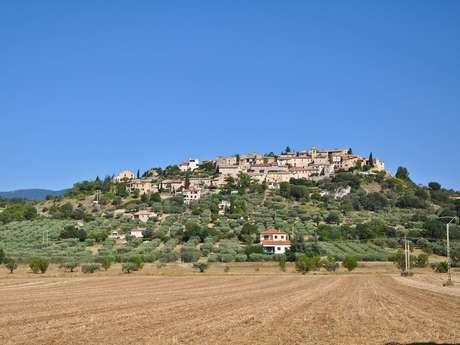 Village perché de Montfort