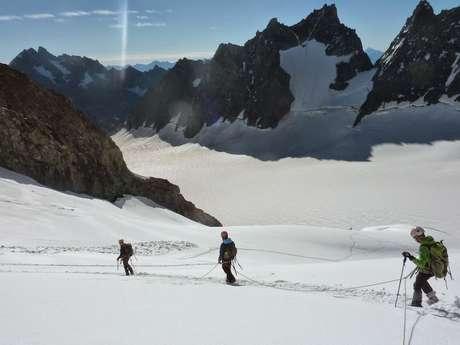 Stage d'initiation à l'alpinisme 3 jours - Alpineo