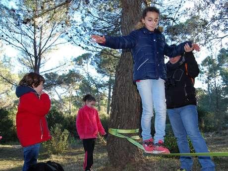 Jeune public - Les petits aventuriers de la forêt - Sortie nature