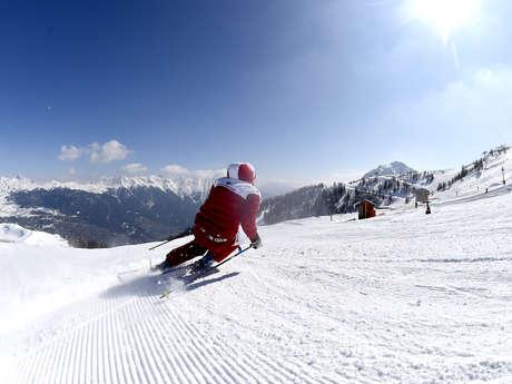 Ecole de ski Français Villeneuve