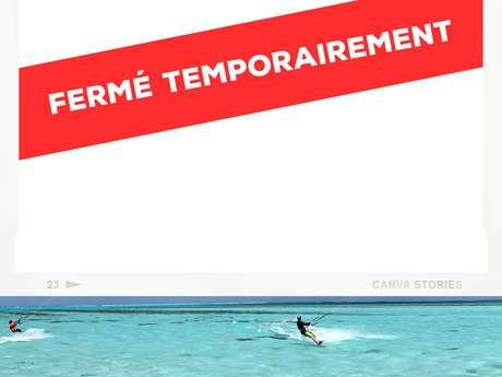 Initiation au kitesurf à Poé - Kitesurf Attitude - Fermé temporairement