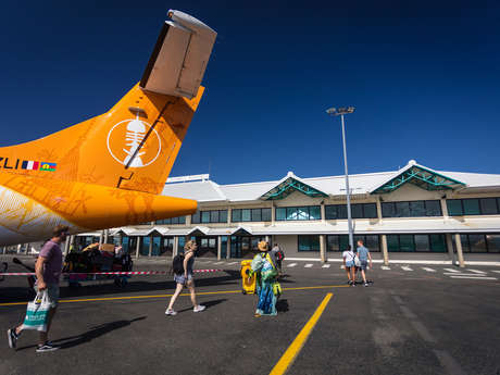 Aérodrome de Nouméa - Magenta