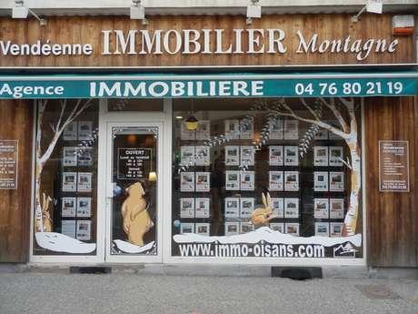Agence Vendéenne Immobilier Montagne